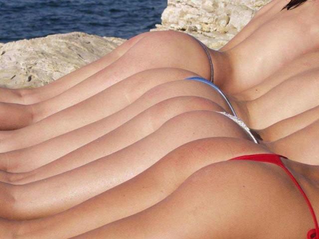 Деффки с крамских пляжей))))
