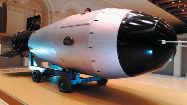 Что будет, если взорвать ядерную бомбу на дне Марианской впадины?