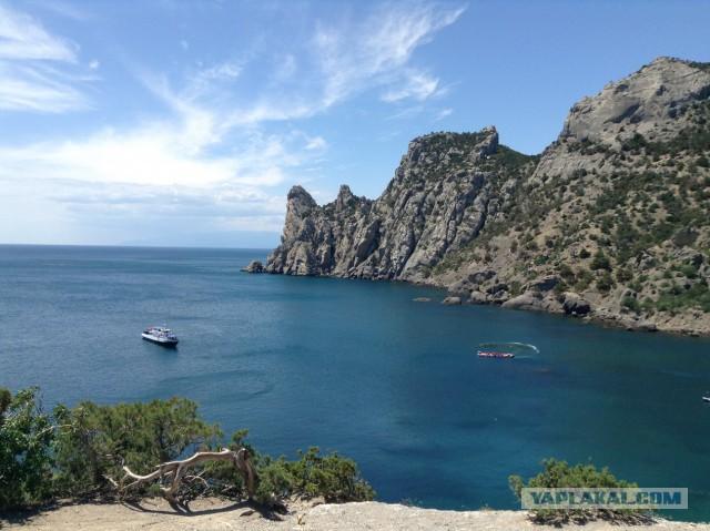 Отчет о поездке в Крым