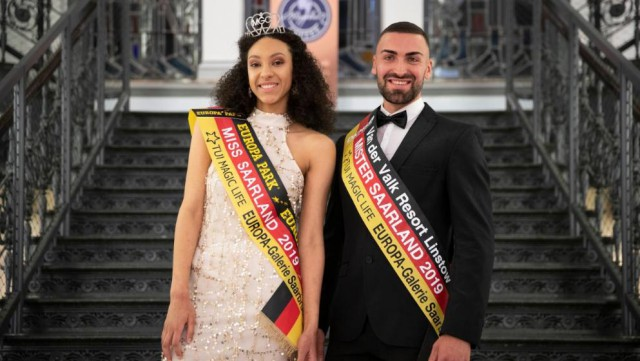 Выбраны Мисс и Мистер одной из земель Германии