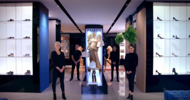 В США открыли фальшивый магазин, где продавали обычную обувь под видом модной в десять раз дороже