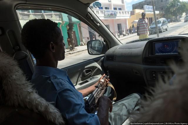 Могадишо, Сомали, день второй