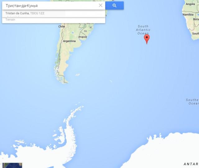 Путешествие на самый удаленный остров в мире