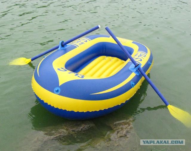 надувные лодки и плоты для рыбалки