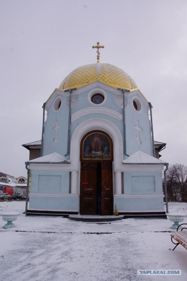 Как съездил на Западную Украину (НГ 2019)