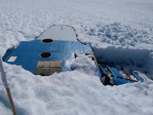 Командировка АН-2 в Антарктиду.
