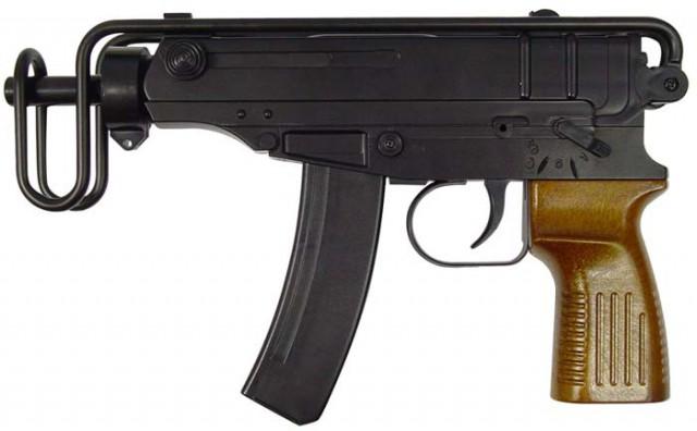 Пистолет-пулемёт «Скорпион» — чешское легендарное оружие
