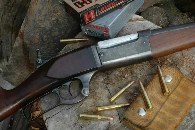 Рычажная винтовка не по канону: Savage 99