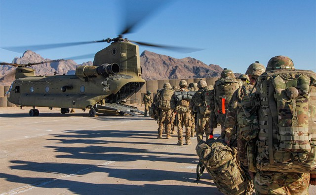 Иран признал армию США террористической организацией