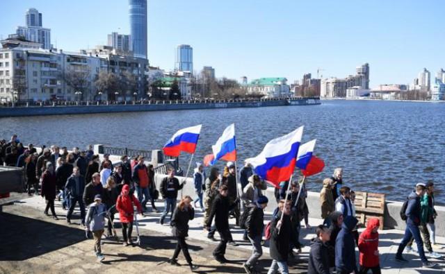 Екатеринбург и Шиес пророчат провал «Единой России» осенью