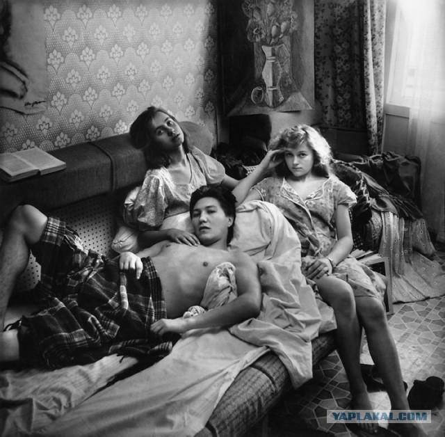 Секс в СССР был