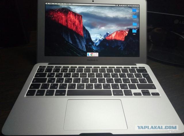 """MacBook Air 2012 11"""" 17.500 руб."""