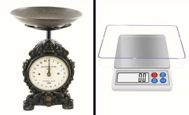 """Эволюция бытовых предметов от """"тогда"""" до """"сейчас"""""""