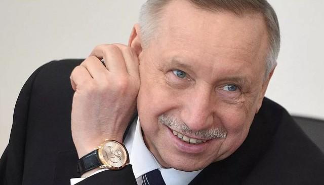 Губернатор Петербурга Беглов и его семья: 11 квартир, 22 млн рублей дохода в год и сеть автоломбардов