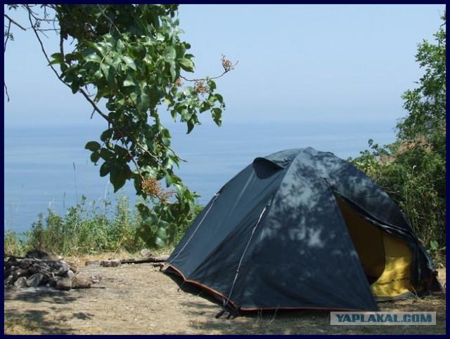 краснодарский край рыбалка с палатками