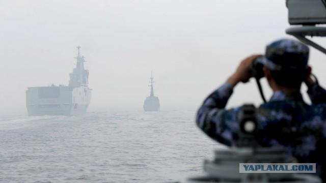 Китайским военным кораблям в Средиземном море приказано вступить в состав ВМФ России в случае массированной атаки на Сирию.
