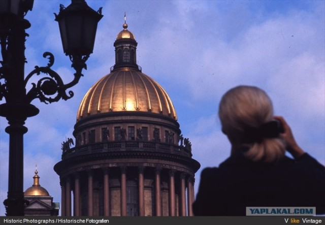 Санкт-Петербург 1965 год.