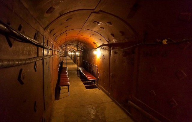 Рассекреченные военные бункеры