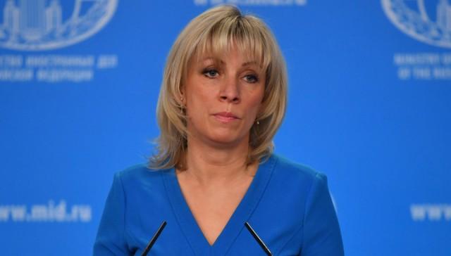 После интервью Петрова и Боширова Захарова назвала Британию дырявой шлюпкой