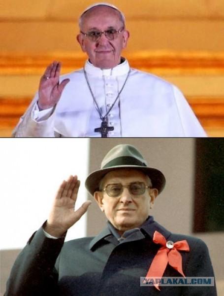 Папа Римский Франциск: иезуит, футбольный болельщик и либерал - Цензор.НЕТ 8038