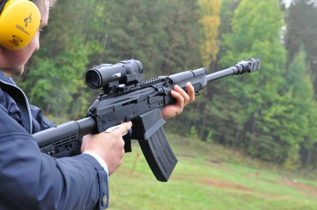 «Сайга-12»: лучшее в мире оружие для практической стрельбы