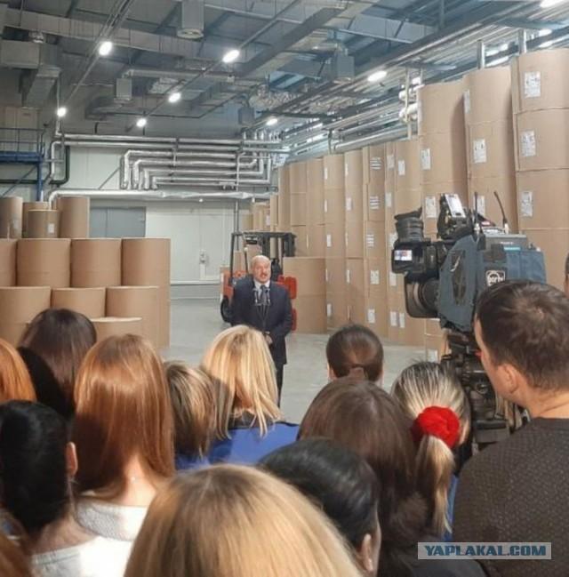 Лукашенко: Я не хочу быть последним президентом Беларуси