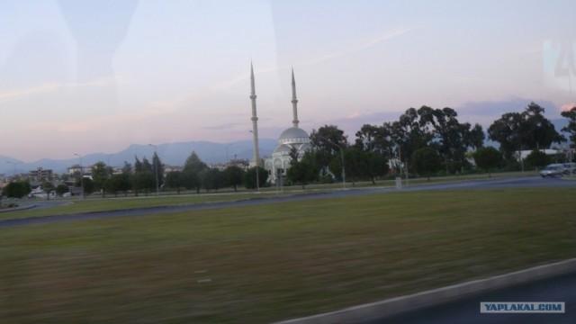 Фотоотчет о Турции