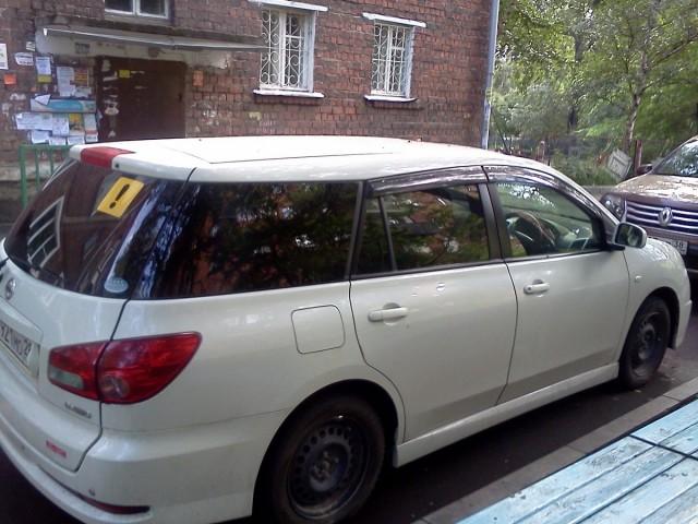 Nissan Wingroad 2010 г.в. 415 000 руб.