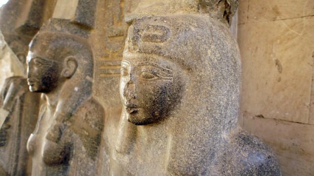 О некоторых людях из Древнего Египта