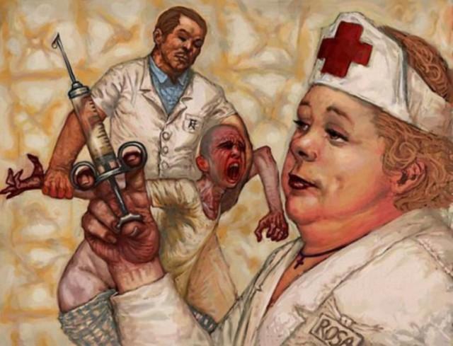 Психиатры признали русофобию заболеванием