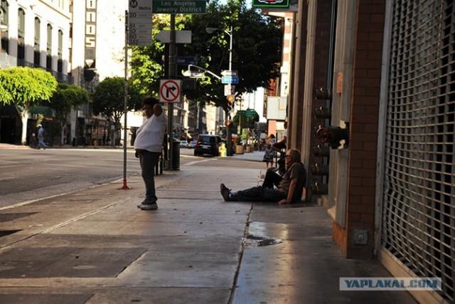 Один день в Лос-Анджелесе