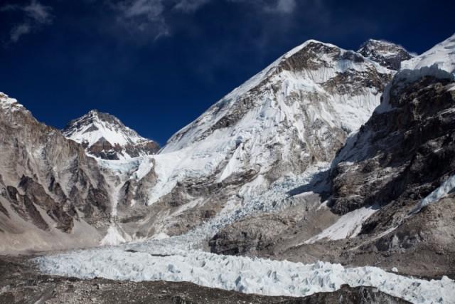 Как мы к Эвересту ходили
