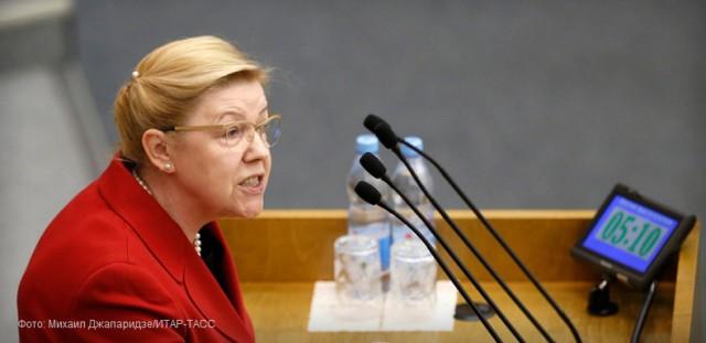 Елена Мизулина предложила запретить правительству отвергать законопроекты после критики её инициатив