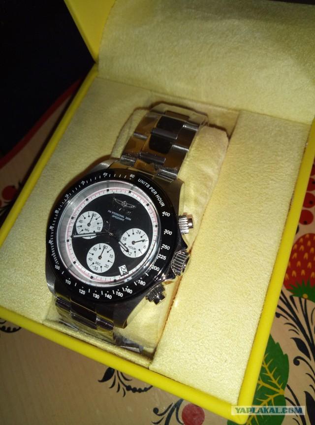 Новые швейцарские часы Invicta 23120