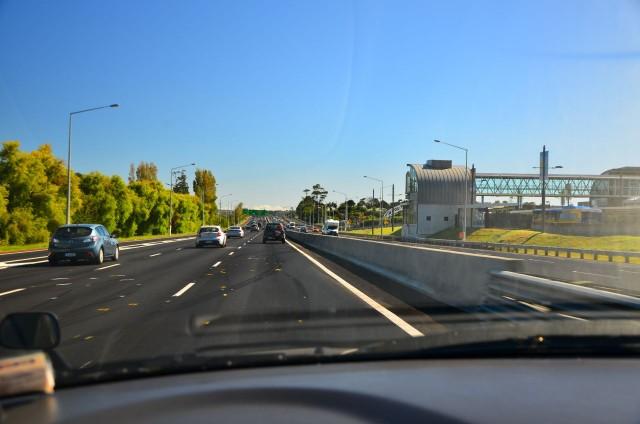 Новая Зеландия - Поездка по северному острову