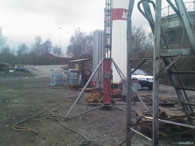 Фотоотчет обычного работяги на сталелитейном завод