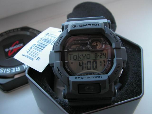 Продам 2 пары часов Casio G-Shock, НОВЫЕ