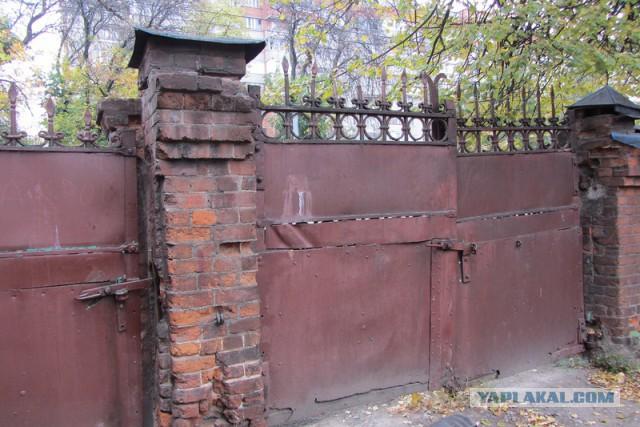 Откатные ворота своими руками