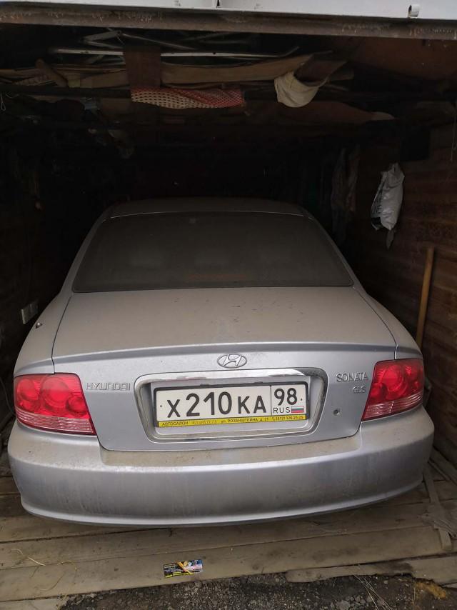 Продам авто. Hyndai Sonata GLS.
