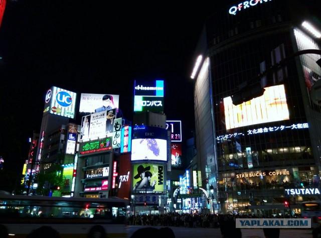 Япония глазами российского туриста