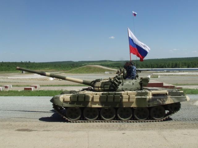 Лучшие основные боевые танки мира на 2012 год