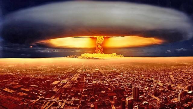 Кто выживет при ядерном взрыве.