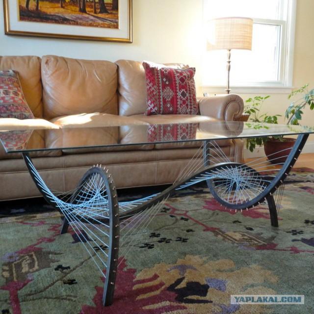Мебель без клея и винтов