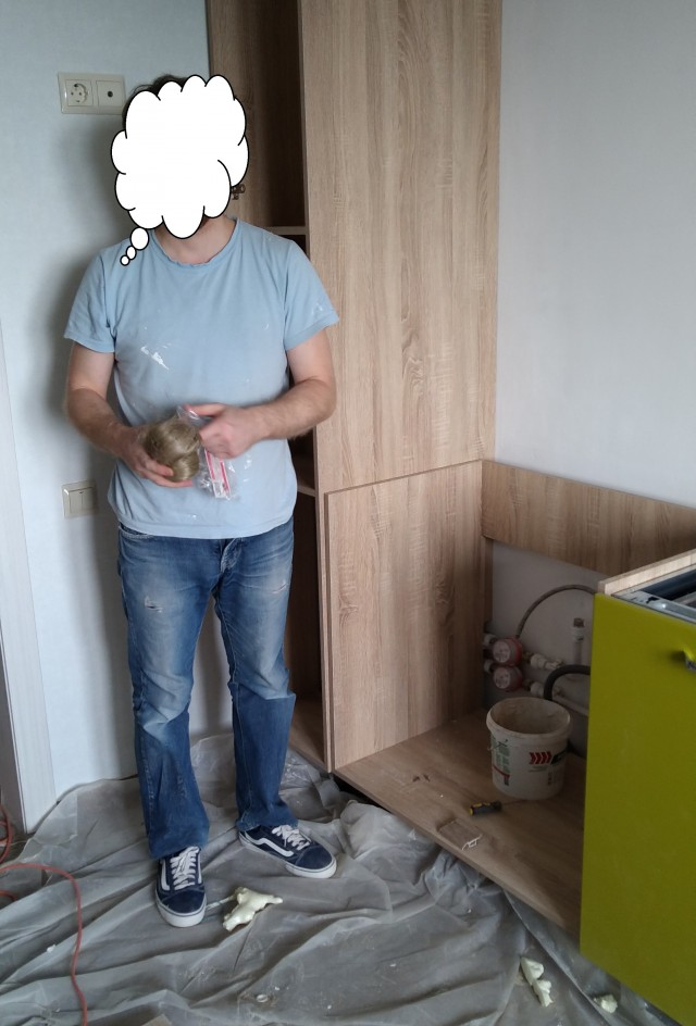 Кухня своими руками. Рисуем сову