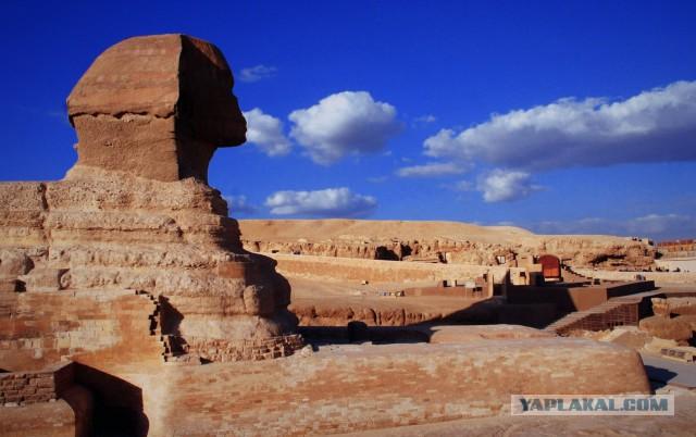 Пару слов о Египте.