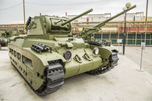 Другой ленд-лиз. Пехотный танк «Матильда»: странный не значит плохой