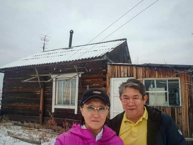 Мэр Якутска отчиталась о доходах, и поздравила всех с праздником