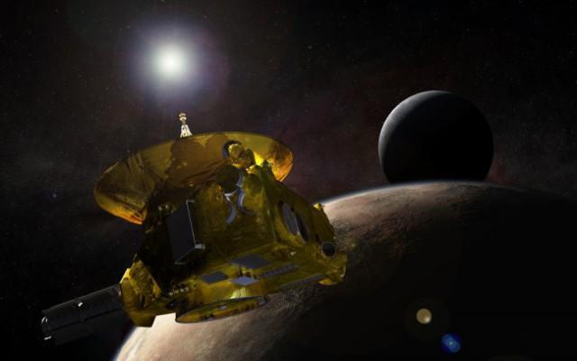 """11 невероятных фактов о миссии """"Новых горизонтов"""""""