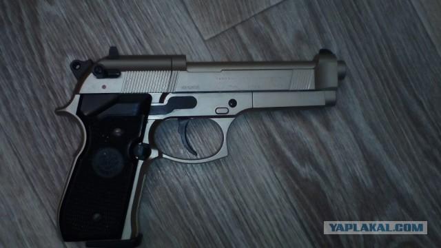 Продам пневматику Umarex Beretta 92FS Самара
