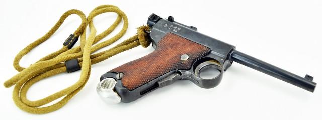 Японские пистолеты. Оружейных фото пост